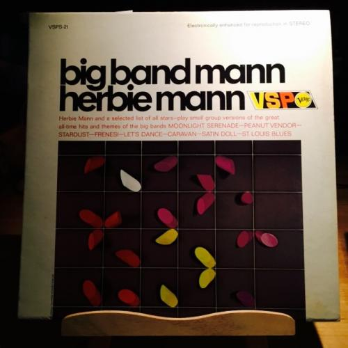 Big Band Mann