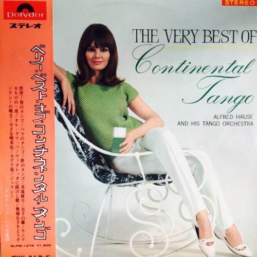 Very Best Of Continental Tango