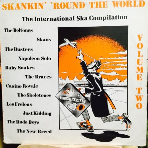 Skanki'n Round The World Vol.2